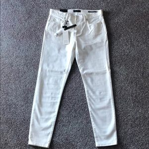 NEW White Skinny Jeans from Banana Republic